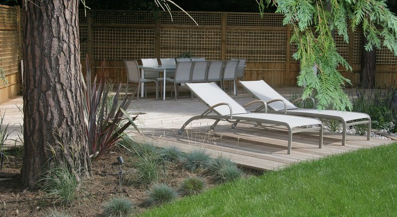 Family Garden Redesign in Surrey