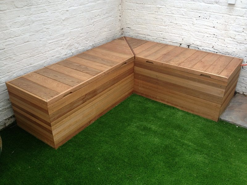 Garden Timberwork
