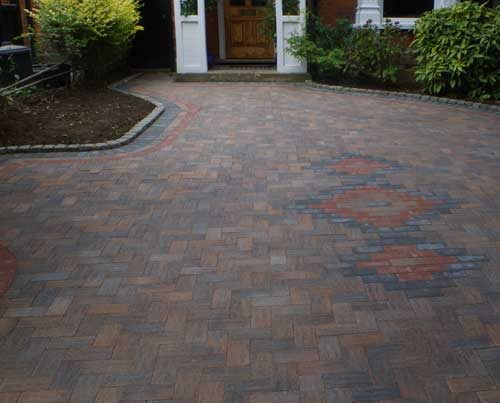 Driveway Paving in West London