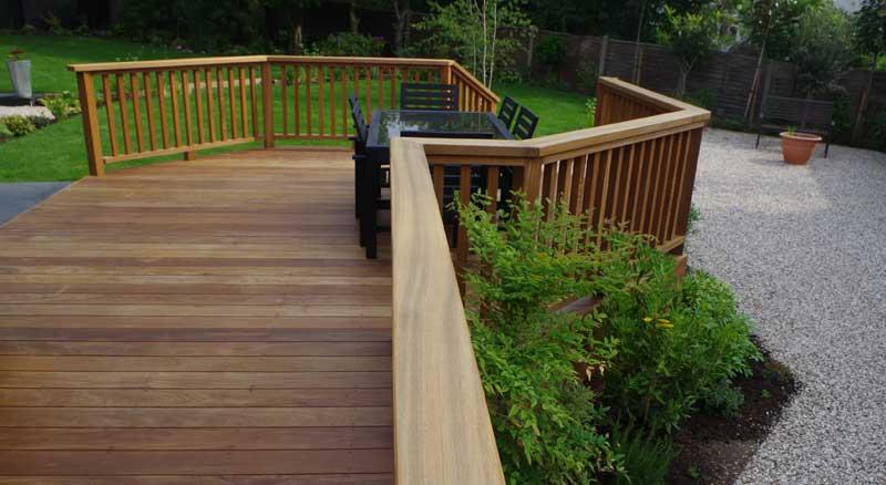 Garden Decking & Timberwork