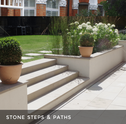 Stone Steps Outdoor Steps Paths