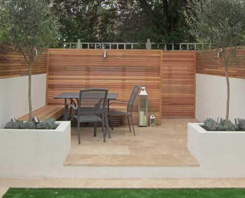 Modern Garden Redesign in South West London