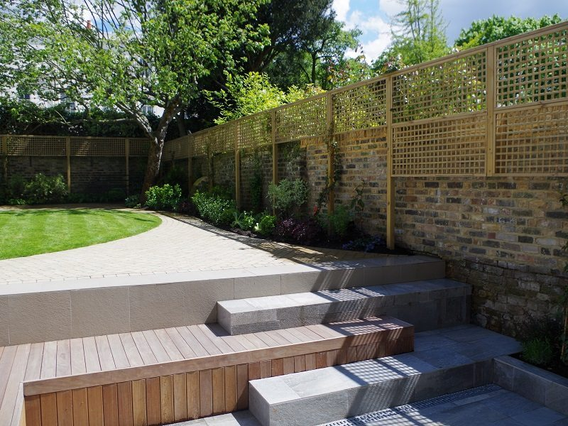 Stone Steps & Paths - Paving Services