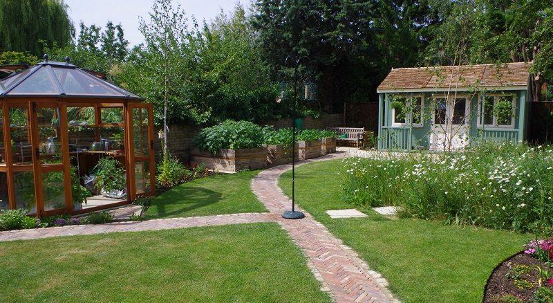Large Garden Refurb in West London