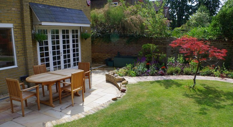 Large Garden Refurb in West London