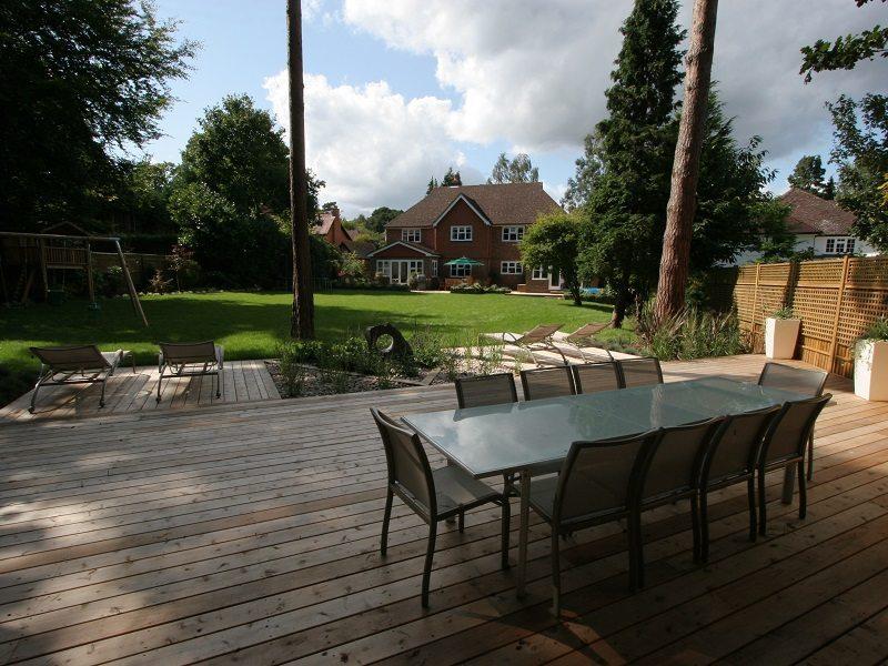 Garden Decking and timberwork