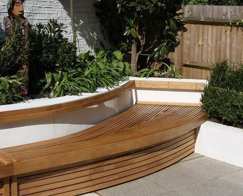 Bespoke Garden Redesign in Barnes