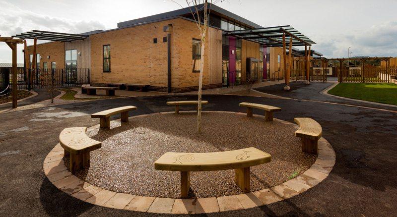 Landscaping for schools and colleges: School Garden Design ...